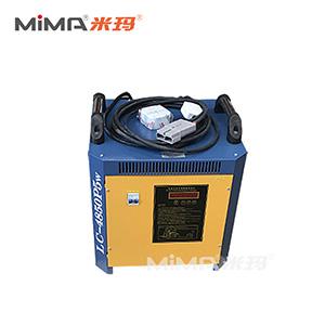 米玛电动叉车智能充电机48V50A