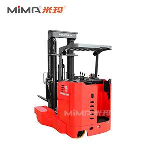 1.5吨全向叉车MQ  2.5吨米玛电动叉车  搬易通厂家 窄巷道堆垛车