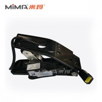 米玛电动叉车配件脚踏霍尔式电子加速器0-5V油门HPFP128005调速器