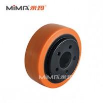 米玛驱动轮215x75电动叉车主轮搬易通堆高车主动轮