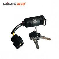 合力新款带线钥匙开关 JK412-PJ Q74A2-42041