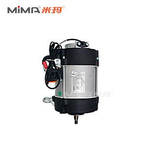 XQJ2.3-BYT1 驱动电机 AC16V-2.3KW