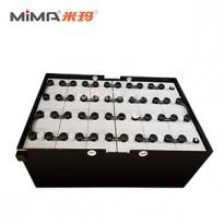 诺力电动叉车蓄电池48V450AH 24-9PZB450电瓶组  QDC48-450-ZZ10