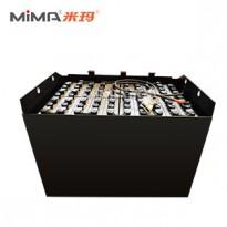 杭叉铅酸蓄电池80V500AH电动叉车电瓶组QDC80-500-ZZ15杭叉 5PZB500搬易通电池配件厂家