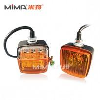 合力电动叉车LED转向灯 DJ-JSD-05PJ合力LED双面小灯搬易通配件