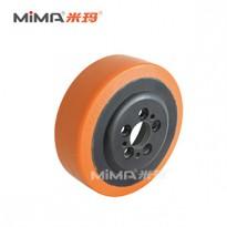 米玛电动叉车驱动轮230X75搬易通堆高车主轮