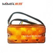 电动叉车LED转向灯DJ-JSD-04PJ杭叉A30转向灯配件