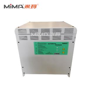 搬易通电动叉车48V充电机蓄电池智能充电器48V80A米玛智能充电机