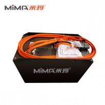 搬易通叉车专用锂电池48V米玛锂电48V300AH电动叉车锂电池 可定制